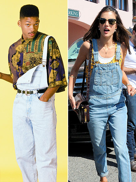 FADED OVERALLS