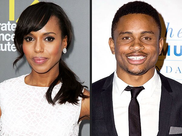 Kerry Washington Weds Nnamdi Asomugha People Com