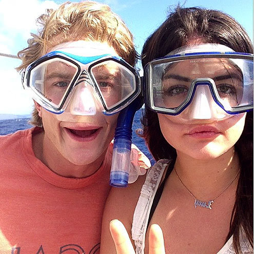 LUCY HALE & GRAHAM ROGERS