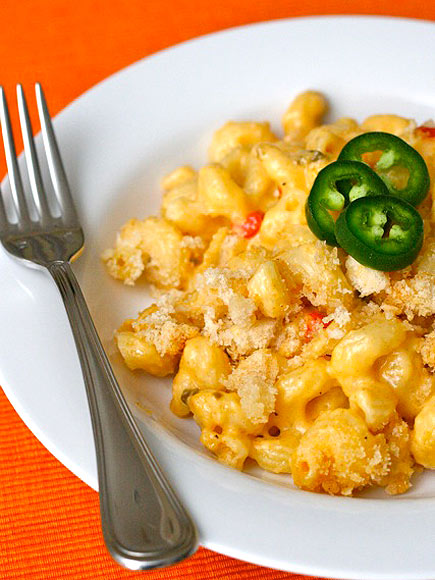 SPICY MAC & CHEESE