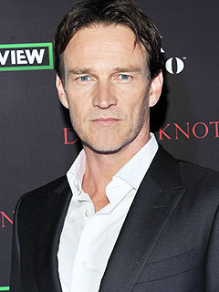 Stephen Moyer International Film Festival Changing Diapers