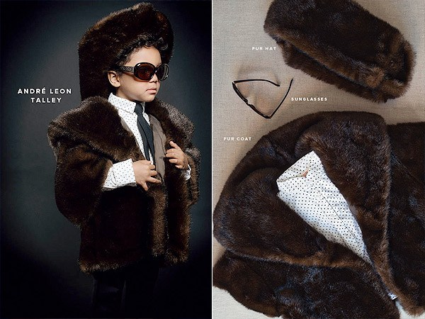 Andre Leon Talley Kids Costume Oh Happy Day