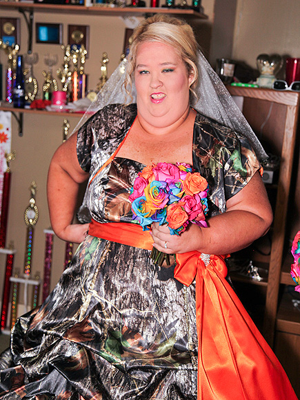 MAMA JUNE & SUGAR BEAR