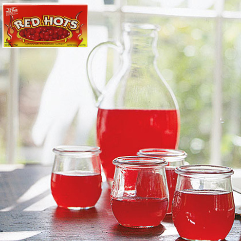 RED HOTS PUNCH