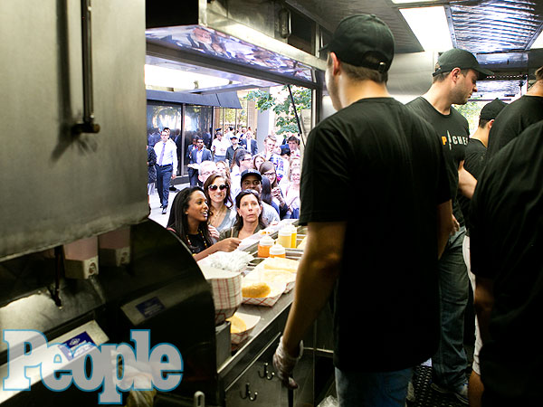 Top Chef New Orleans food truk