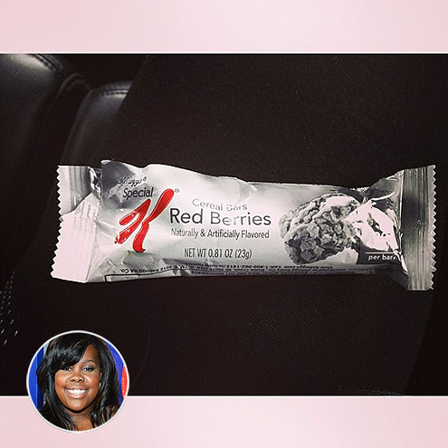 Amber Riley Special K
