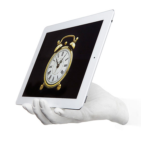 HAND DOCK FOR YOUR IPAD