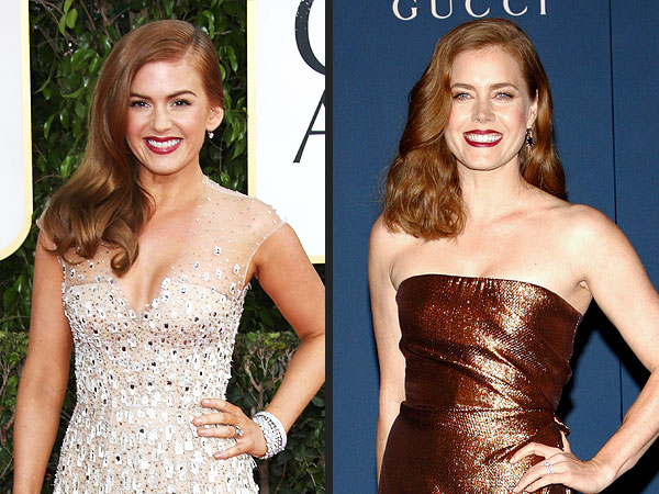 70th Annual Golden Globe Awards held at the Beverly Hilton Hotel - Arrivals Isla Fisher Where: Beverly Hills, California, United States When: 13 Jan 2013 - amy adams 2013 LACMA