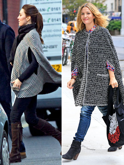 OVERSIZE CAPES