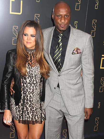 KHLOé GETS CANDID ABOUT HER SPLIT FROM LAMAR