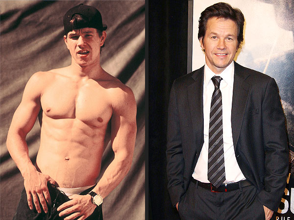 Mark Wahlberg On His Marky Mark Past I Was An Absolute Train Wreck People Com