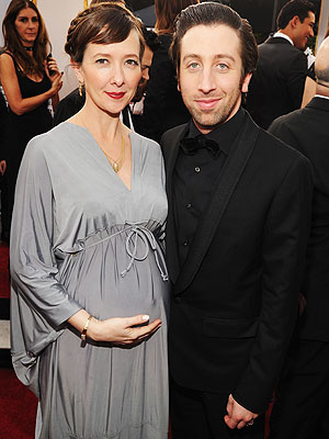 Simon Helberg Expecting Second Child
