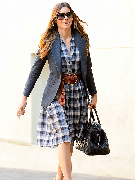 Perfect in Plaid