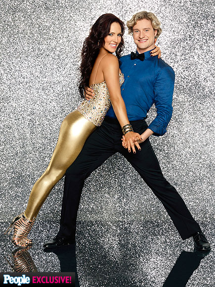 CHARLIE WHITE & SHARNA BURGESS