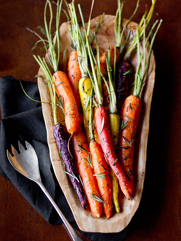 Easter Roasted Carrots