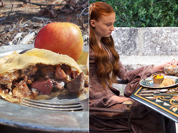 23+ Game Of Thrones Meat Pie PNG