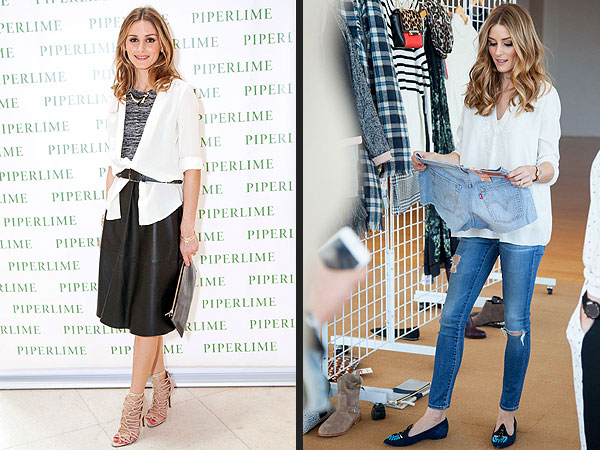 Olivia Palermo outfits Instagram