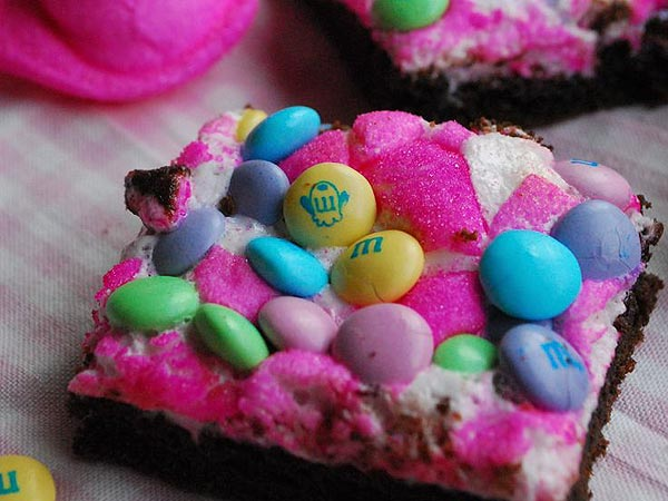 Easter Peeps S'Mores Recipes
