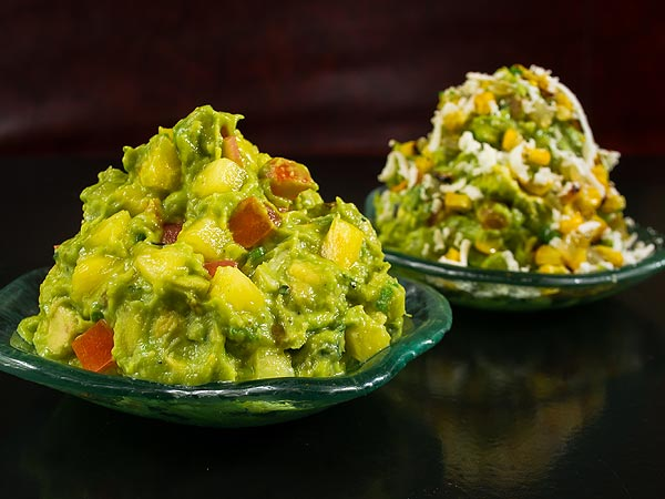 Mercadito's Pineapple Guacamole Recipe