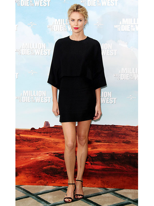 Charlize Theron Best Dressed