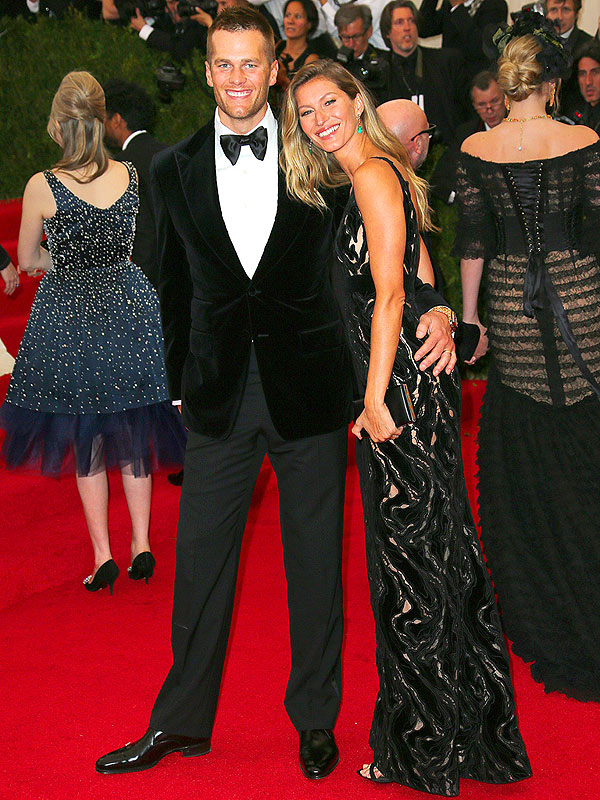 Gisele and Tom Brady Met Gala