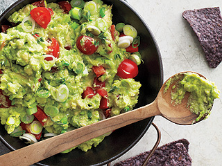 Jillian Michaels' Healthy Guacamole Recipe