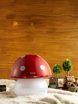 Duux Baby Projector and Mushroom Humidifier Giveaway