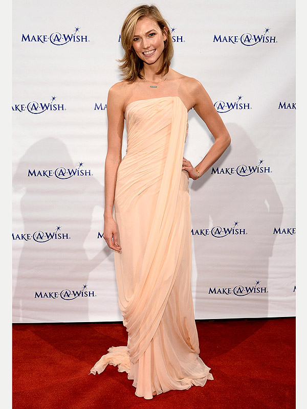 Karlie Kloss best dressed