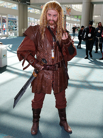HOBBIT: THE UNEXPECTED OUTFIT