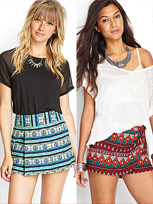 Forever 21 clothes