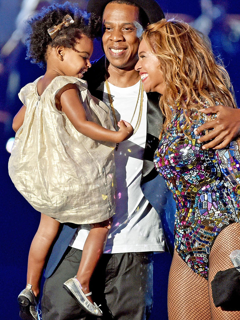 Blue Ivy Bonpoint Dress VMAs