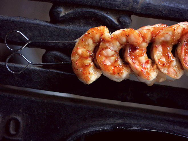 DOUBLE YOUR SKEWERS, DOUBLE YOUR FUN