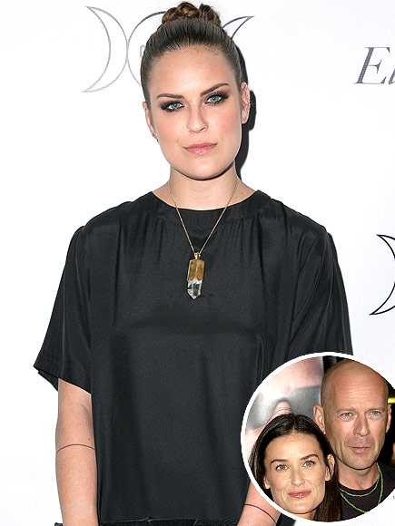 Tallulah Willis Leaves Treatment