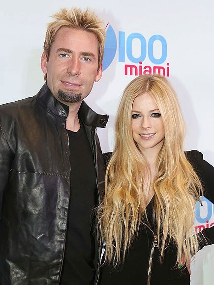 Avril Lavigne And Chad Kroeger Are Breaking Their Marriage Rules