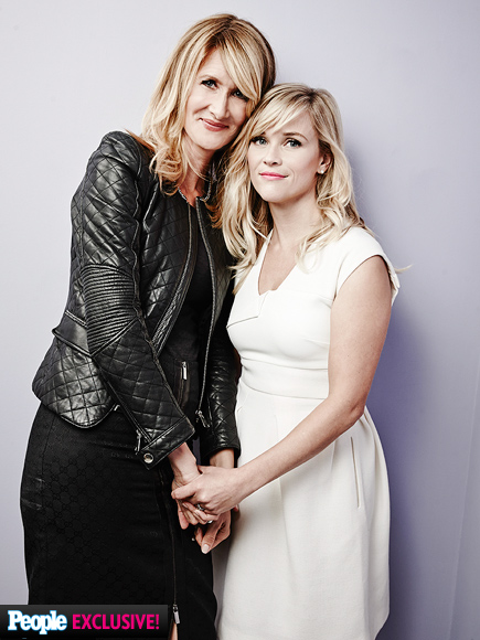 REESE WITHERSPOON & LAURA DERN
