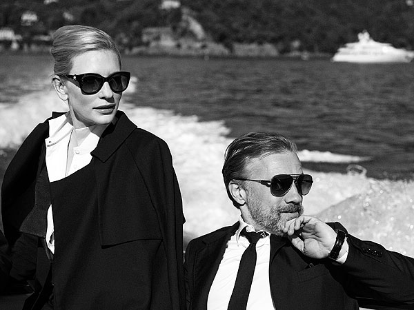 IWC watches campaign