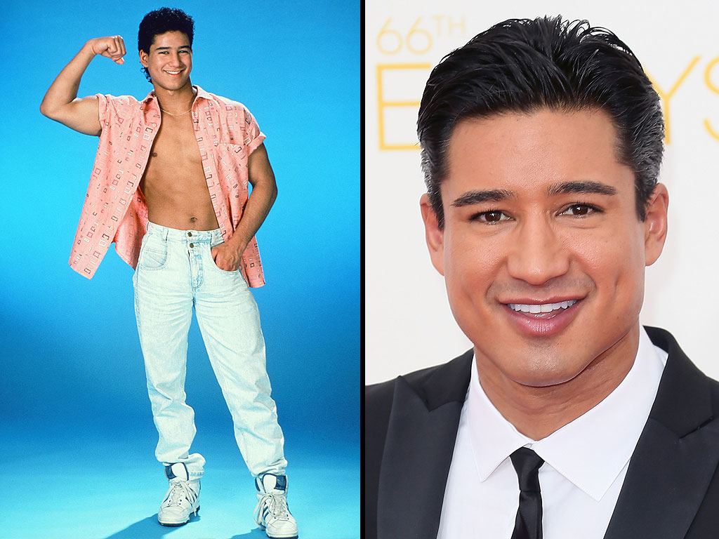 Mario Lopez Birthday Throwback Thursday Saved By The Bell
