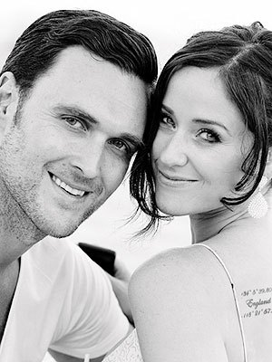 Owain Yeoman Expecting First Child