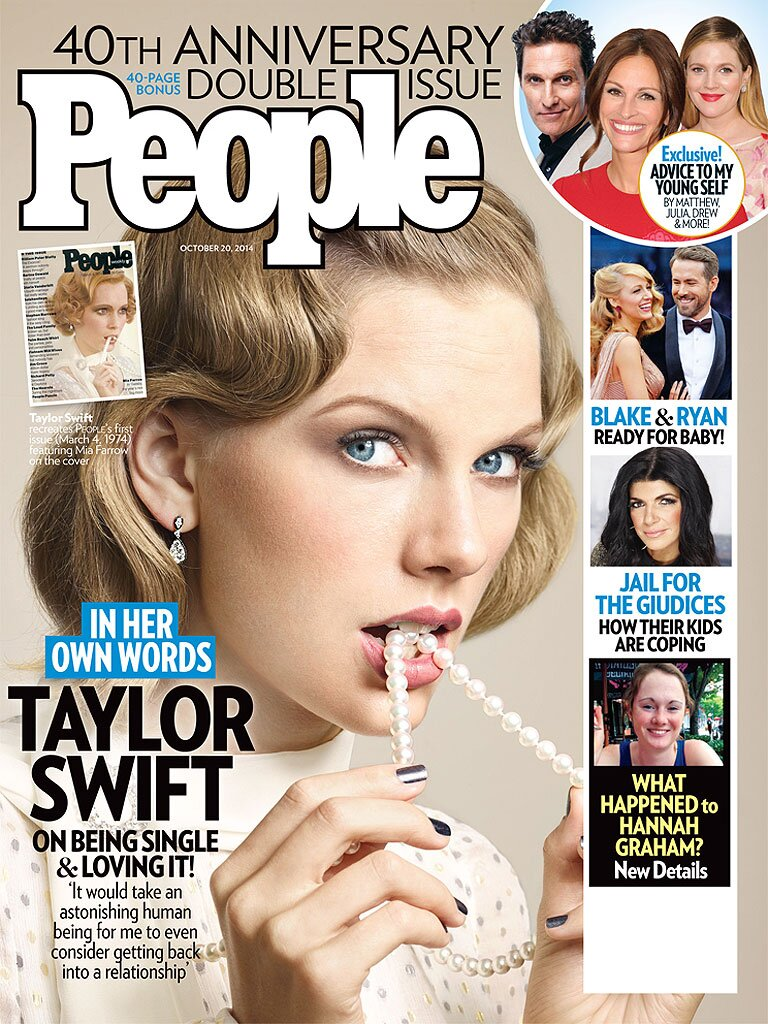 Taylor Swift All About Her New Life People Com