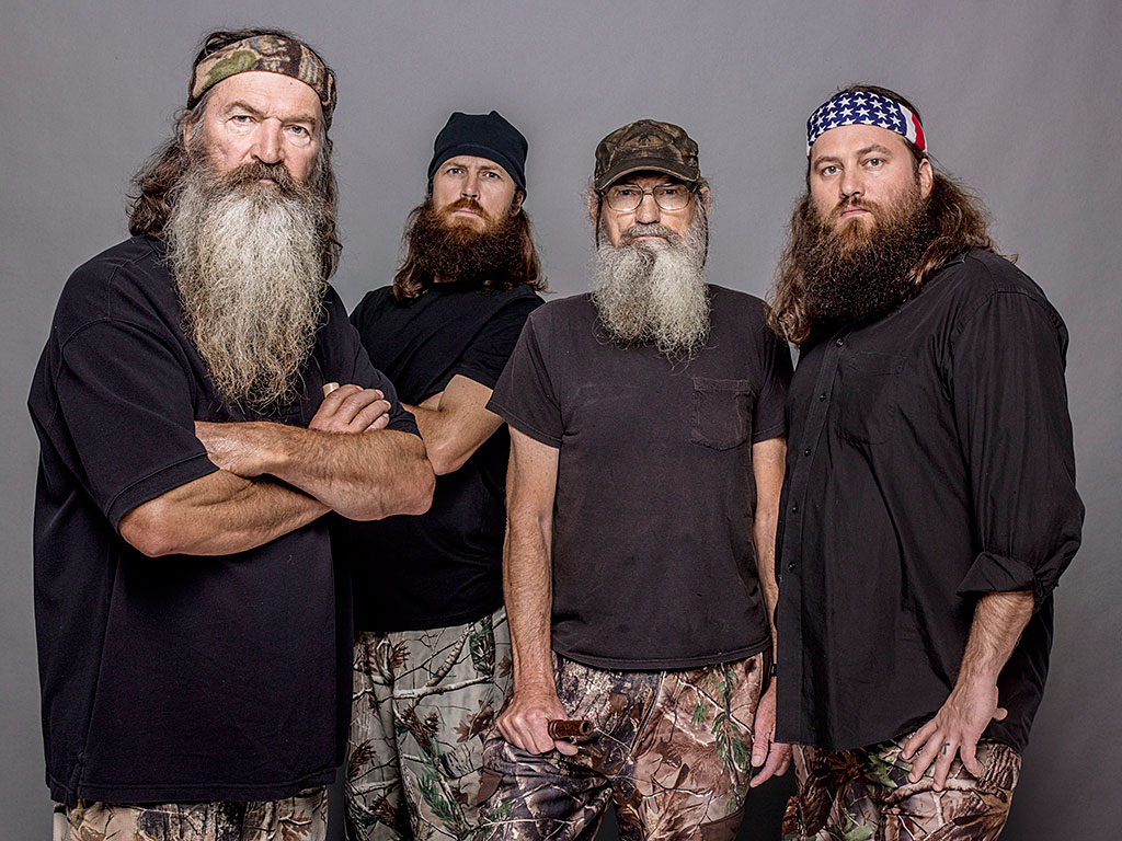 Duck Dynasty's Family Patriarch Phil Robertson Recently Discovered He Had a 45-Year-Old Adult Daughter from Extramarital Affair