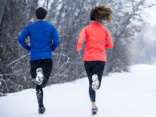 Cold-Weather Workout Tips