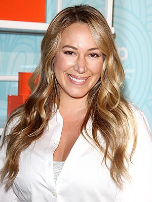Haylie Duff Pregnant Expecting First Child