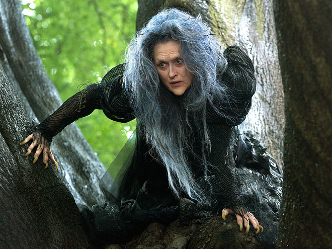 6. INTO THE WOODS