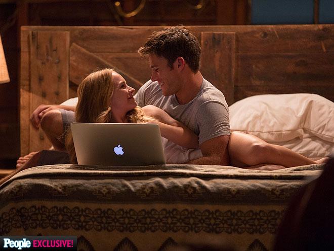 REASON NO. 5: THERE WILL BE AT LEAST ONE KNEE-WEAKENINGLY SWEET SCENE