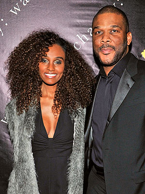 Tyler Perry Girlfriend Expecting First Child