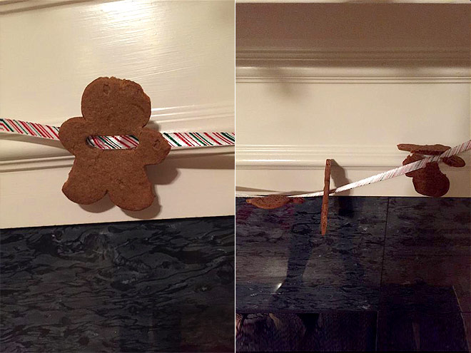 GINGERBREAD-MAN GARLAND