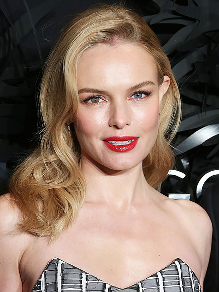 KATE BOSWORTH'S CLASSIC RED