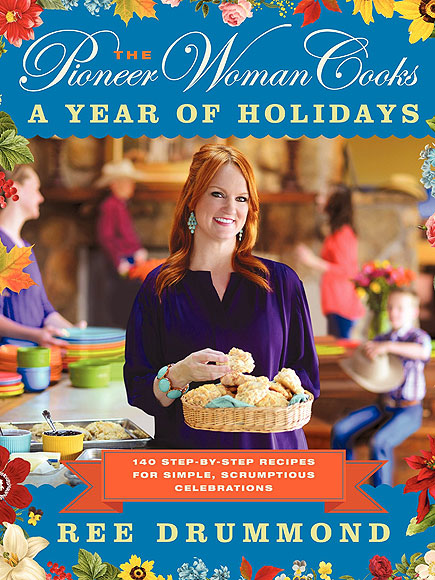 2. The Pioneer Woman Cooks: A Year of Holidays