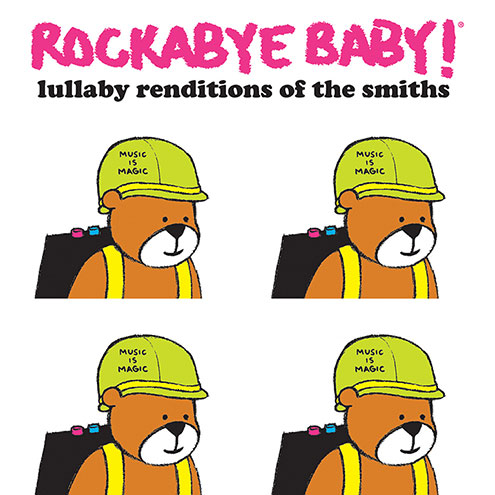 THE SMITHS LULLABY CD