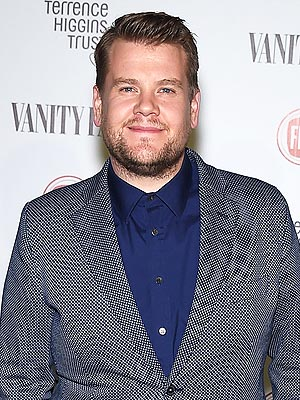 James Corden Vanity Fair Young Hollywood party